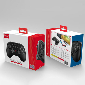 The new IPEGA PG-9162Y mini Bluetooth game controller wireless wired connection supports TURBO six-axis gyroscope for N-Switch