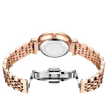 OLEVS Brand Watch  Fashion Hot Sale Women's Watch Waterproof Women's Watch Quartz Watch 5