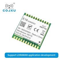 SX1278 LoRawan LoRa 433 МГц модуль 20dMm E19-433M20S2 SMD беспроводной передачи SPI интерфейс большой диапазон отверстие для штампа