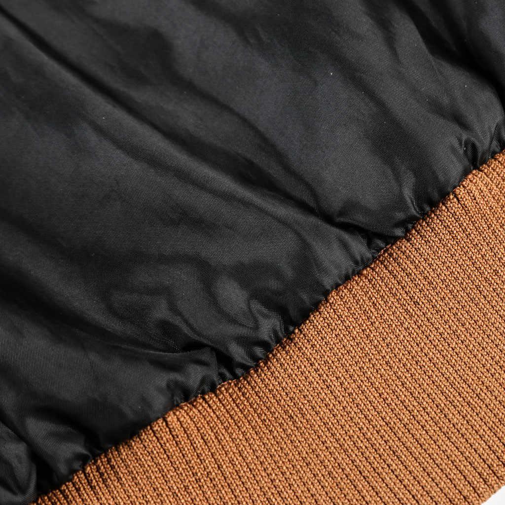 Fashion Streetwear mannen Herfst Winter Stand Kraag jas Vintage Rits Hoodie Pure Kleur Imitatie waterdichte Lederen Jas