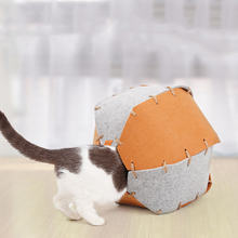 Aapet 1 шт войлочная ткань для кошек домик домашних животных