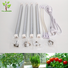 LED growing lamp for plants and aquarium SMD5730 660nm 455nm spectrums light be used for seeding flower vegetable potted plants