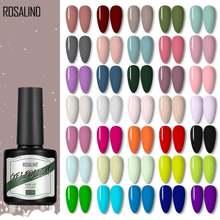Rosalind Гель лак для ногтей полупостоянные гибридные Лаки базовый