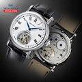 Часы с чайкой  мужские механические часы tourbillon  сапфировые часы  часы из турбийона  часы с скелетом  дизайнерские часы из нержавеющей стали