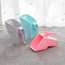 Scoop-Supplies Litter-Shovel Toilet-Products Cleaning-Tool Sand-Clean Pooper C42 Pet-Cat