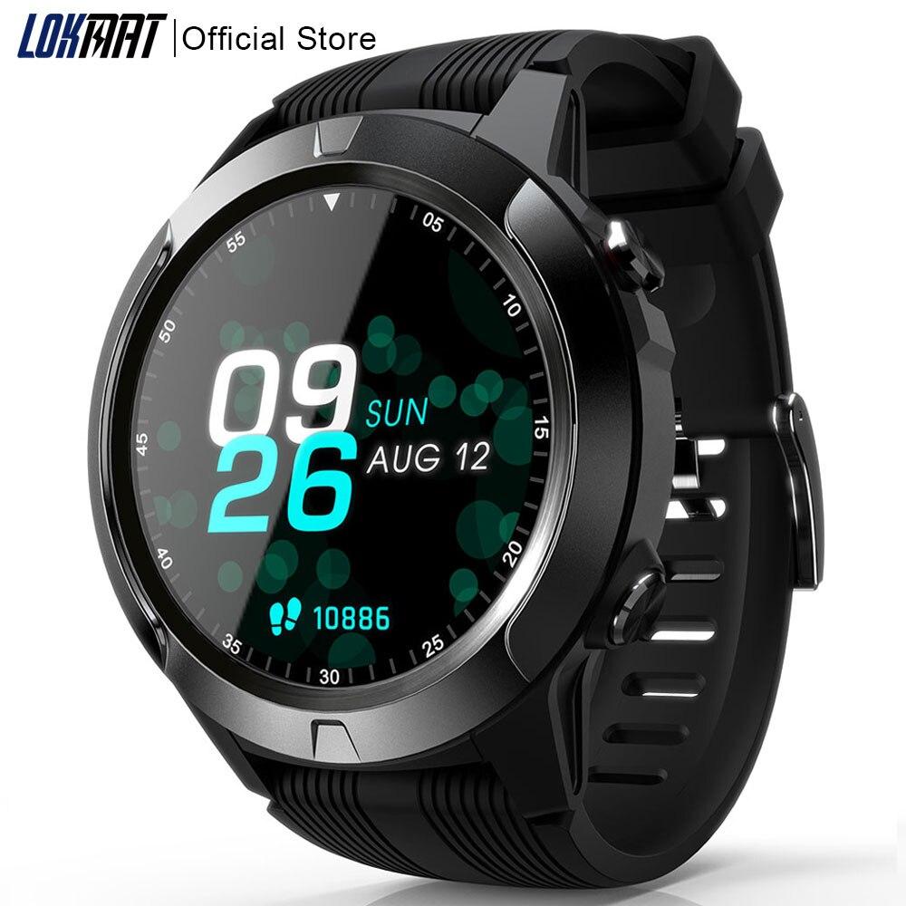 Neue Bluetooth Smart Uhr Frauen Männer Unterstützung Sim-karte Anruf Herz Rate Schrittzähler Uhr Sport Modus GPS Smartwatch Für Android ios
