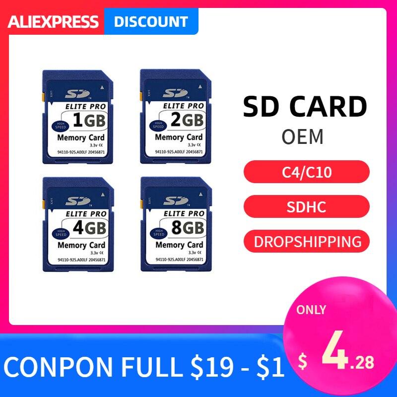 SD-Card Speicherkarte 128MB SDXC SD-Karte Secure Digital Cartao de Memori Carte Tarjeta sd Compact Flash Tablet Carte Memoire