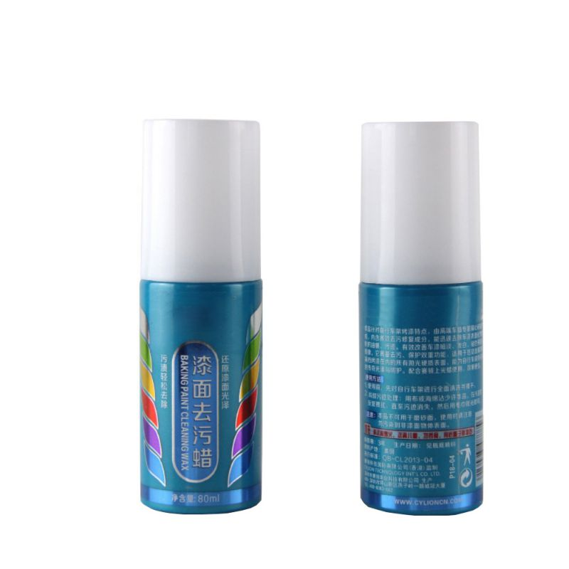 Mountain Bike Paint Quick-Acting Glazing Wax 80ML Bicycle Scratching Paint Repair Tool Cycling Cleaning Wax Road Bike  Cleaner
