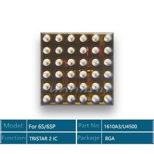Image 2 - 20 cái/lốc U4500 1610A3 Dành Cho iPhone 6 6S 6 Splus 6S Plus U2 USB sạc IC chip sạc 36 chân