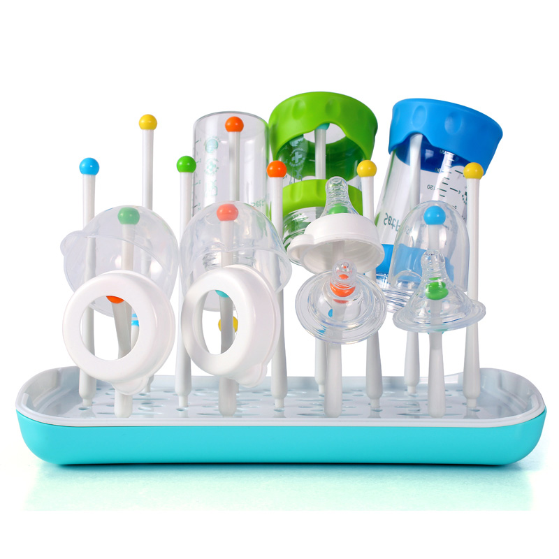 Baby Feeding Bottle Dryer Stand for Bottles Botellero Baby Bottle Drying Rack Storage Etendoir A Linge Infant Milk Nipple DryerDrying Rack   -