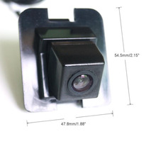 Car back Camera Waterproof HD Car Rear View Camera Reverse Backup Parking Rearvi