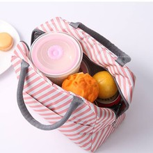 New Lunch Bag Fresh Insulation Cold Bales Thermal Waterproof