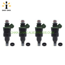 CHKK-CHKK 23250-70010 23209-70010 Renovation fuel injector for TOYOTA COROLLA / MARK 2 CROWN CRESSIDA 1.6L 4AELU 2.0L 1GEU