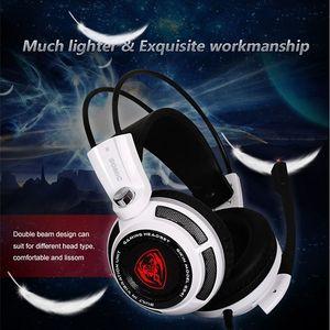Image 5 - SOMiC G941 auriculares, USB de Gaming Virtual 7,1 Surround SVE, con motor de vibración inteligente y micrófono para ordenador