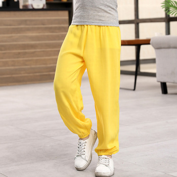 Unisex Cotton Spring Trousers