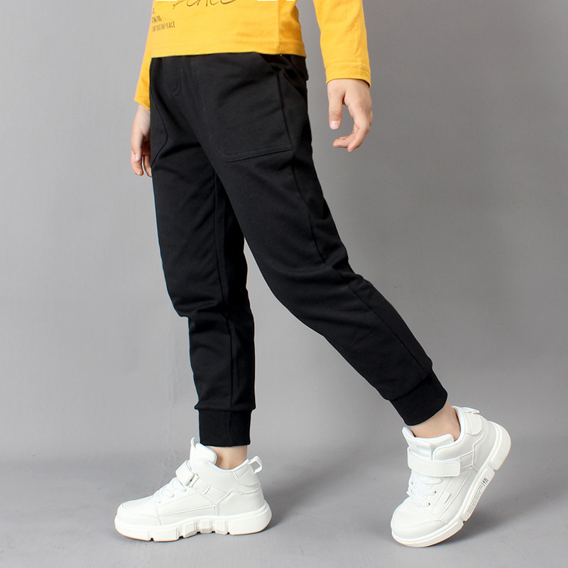 Boys sweatpants new style boys pants fashion casual children's pants young children boys clothing 6 8 10 12 14 Y kids clothes 4