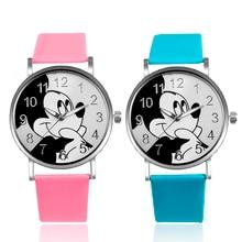 Cute Minnie Mickey Kids Watches Children Watch Cartoon Mouse