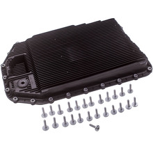Поддон картера для коробки передач w/прокладка+ винт+ фильтр для 2008-2010 BMW 135I BASE Кабриолет 2-дверный