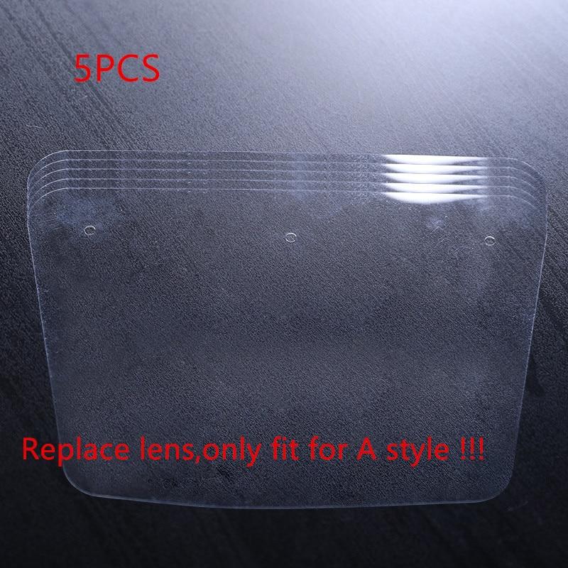 5PCS of replace lens