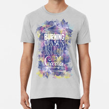 Burning Up A Sun Just To Say Goodbye T shirt doctor who rose tyler david tennant billie piper burning up a sun just(China)