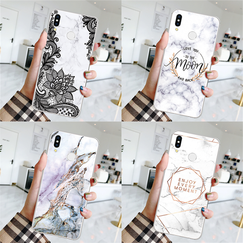 TPU 3D <font><b>Marble</b></font> <font><b>Case</b></font> For <font><b>Huawei</b></font> P30 Pro P20 Lite P9 P8 <font><b>P10</b></font> Mate 10 20 30 Lite Pro 2017 Cover For <font><b>Huawei</b></font> P Smart Z Plus 2019 Coque image