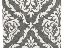 Damask Anthracite-Double-Sided Peştamal cheap New on Home TR(Origin) Towel Set