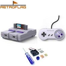 Retroflag SUPERPi CASE U NESPi מקרה עם אופציונלי USB בקר משחק עבור פטל Pi 3B בתוספת/3B + / 3B / 2B
