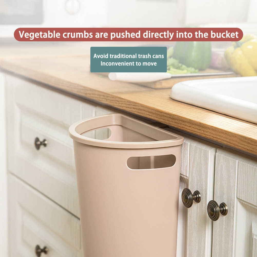 Hanging Waste Bin Under Kitchen Sink