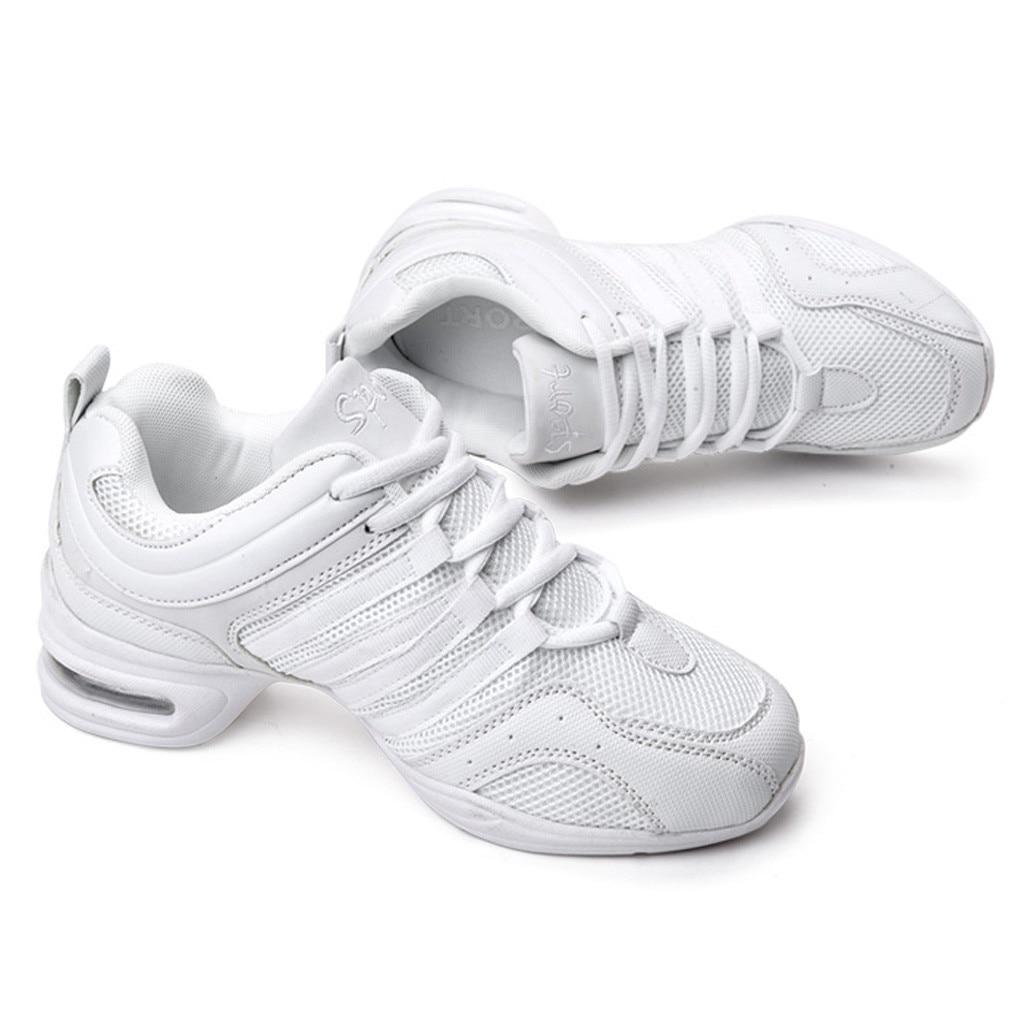 Kobiety chunky trampki 2019 sznurowane buty sportowe damskie