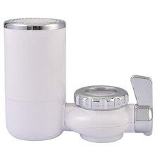 Кран фильтр для воды из нержавеющей стали уменьшает хлор высокий поток воды, очиститель воды с ультра адсорбирующим материалом, фильтры для воды