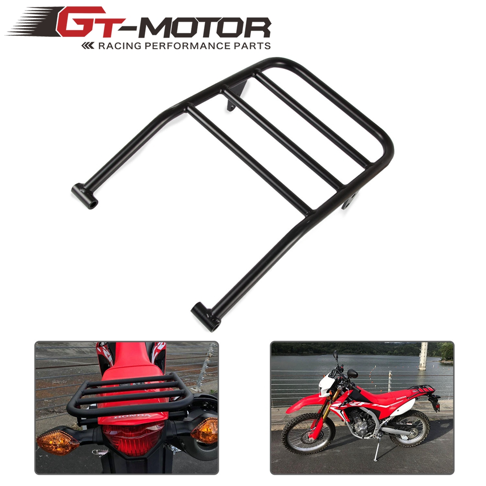 Rear Luggage Rack Seat Luggage Shelf Holder For Honda CRF250L CRF250M <font><b>CRF</b></font> 250L <font><b>CRF</b></font> 250M <font><b>2012</b></font> 2013 2014 2015 2016 2017 2018 2019 image