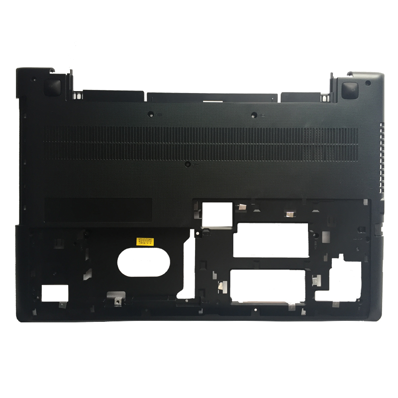 Novo caso inferior para lenovo ideapad 300-15isk 300-15 preto inferior portátil inferior caso capa ap0ym000400