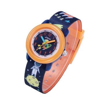 Children Love Star Cartoon Children's Watch Pattern Girl Boy Quartz Clock Casual Fashion Bracelet Children's Learning Time Watch