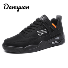 Damyuan Men's Shoes Men's Air-Cushion Wearable Sneakers Men's Fashion Men's