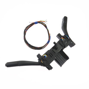 Image 3 - 1Set Steering Wheel Turn Signal Cruise Combination Switch Control Stack & Cable for polo 6RA953513G 6RA 953 513G 6RA 953 513 G