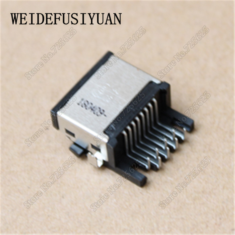 Laptop RJ45 Connector LAN Jack Ethernet Port For Lenovo V130-15IKB V130-15IKB001