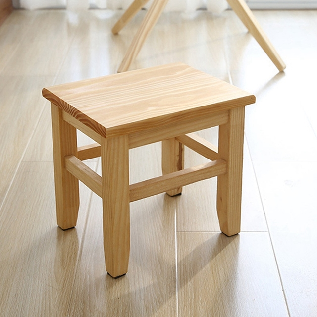 Multi-Function Solid Wood Bench  6