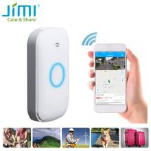 Mini GPS tracker JIMI Q2 GPS Locator With APP Anti-Lost Recording Tracker With Two Way Talk SOS Tracker Waterproof for Older Pet