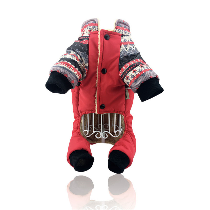 dog clothes winter  (10)