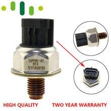 Топливный рельс, датчик высокого давления для MITSUBISHI L200 Pajero WARRIOR TRITON SHOGUN 2,5 DID DI-D 55PP05-01 1465A034