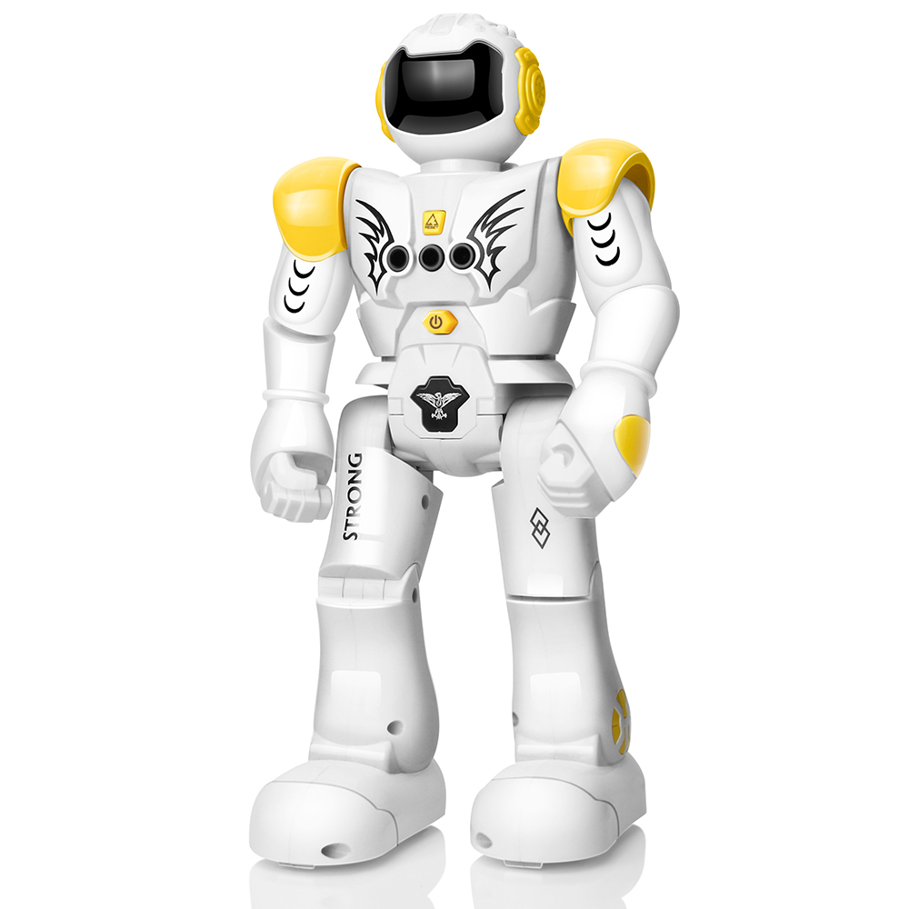 Remote Control Robot RC Robot Sing Dance Toy Walk Rechargeable Smart Robot for Kid Children Birthday Gift