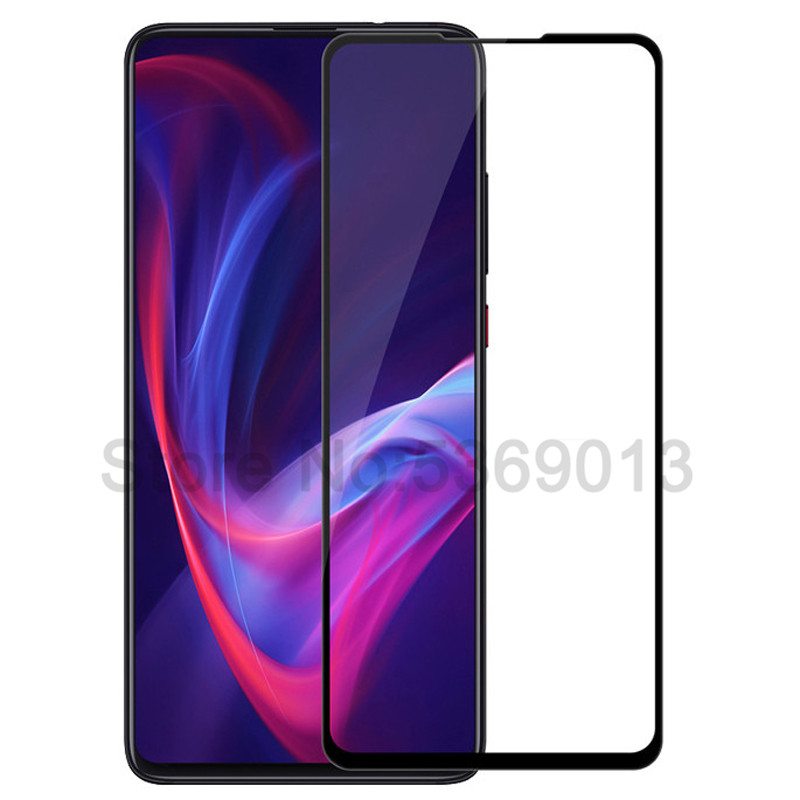 9D Protective Glass On The For Honor 9X 8X 8C 8A 9i 10i 20i Screen Protector Honor 20 Lite V20 V10 V9 Play Tempered Glass Film