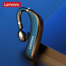Oryginalne słuchawki Lenovo HX106 słuchawki Bluetooth wodoodporne słuchawki Stereo HIFI z mikrofonem sportowe słuchawki douszne do jazdy