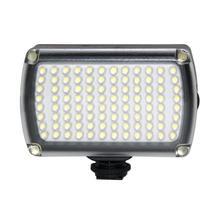 96LED מקצועי LED וידאו אור מילוי אור 3200 K 5600 K Dimmable פלאש מנורת לdji אוסמו נייד 3 2