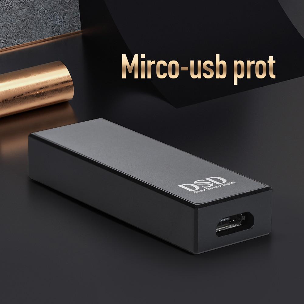 TempoTec (sonate hd pro pour Android/PC) amplificateur casque HiFi décodage USB type C à 3.5mm adaptateur DAC sortie Audio Portable - 3