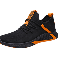 Men's Fashion Casual Shoes Men Breathable Sport Sneakers Lac