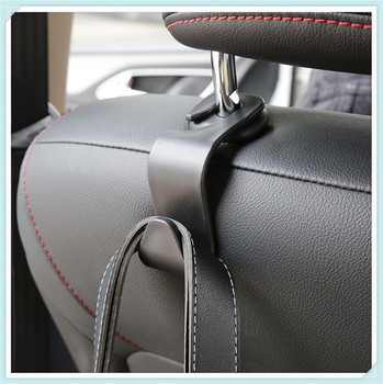 Car Seat Back Hook Accessories Interior Portable Hanger for Fiat Oltre 600 1200 520 20-30 16-20 Croma Linea Ulysse image