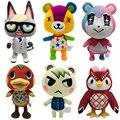 Новые стили, пересекающиеся животные, плюшевые игрушки, мягкий мультфильм, НПК, Raymond Blathers, кукла, слайдер, изабелль, мягкая кукла для детей, по...