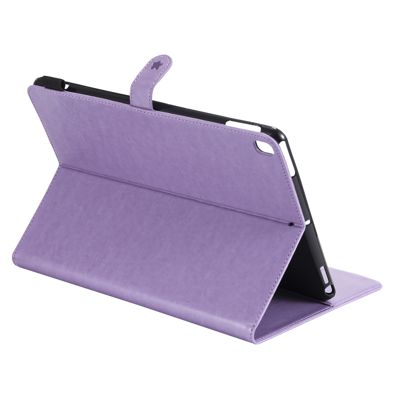 Cover Apple Cartoon A2232-Cover-Case A2198 for Embossing Cat iPad A2200 7th-Generation