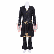 Anime JOJO JoJos Bizarre Adventure  Leone Abbacchio Cosplay Costume black outfit halloween costume custom made